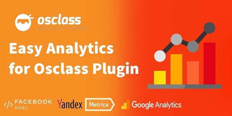 Easy Analytics For Osclass Plugin