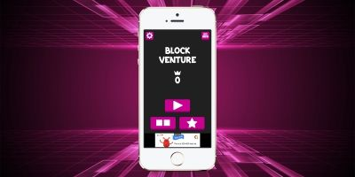 Block Venture - Buildbox Template