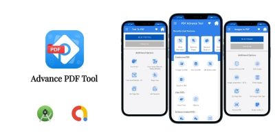 Advance PDF Tool  With Google AdMob And Facebook A