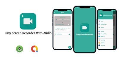Easy Screen Recorder with Audio - Google AdMob