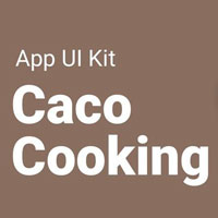 Caco Cooking UI Kit