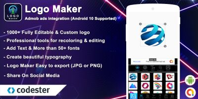 Logo Maker - Android Studio