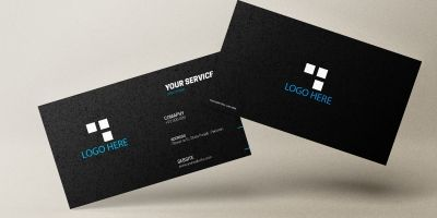 Simple And Professional Business Card Design