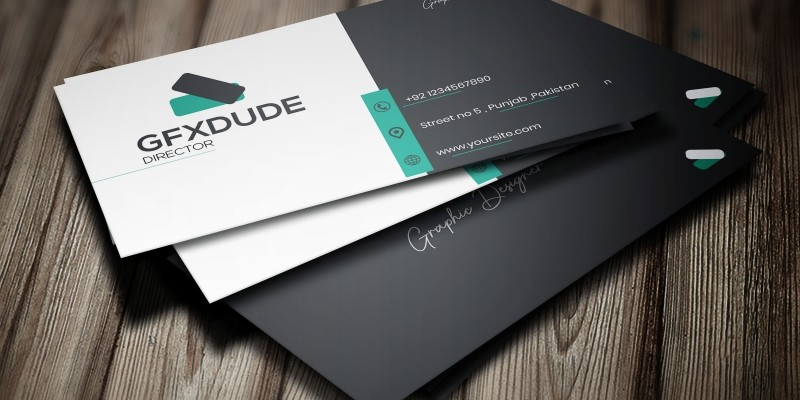Professional Looking Business Card Design
