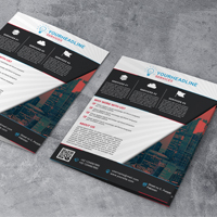 Simple And Atractive Brochure Design