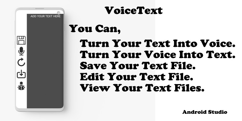 VoiceText - Android App Source Code