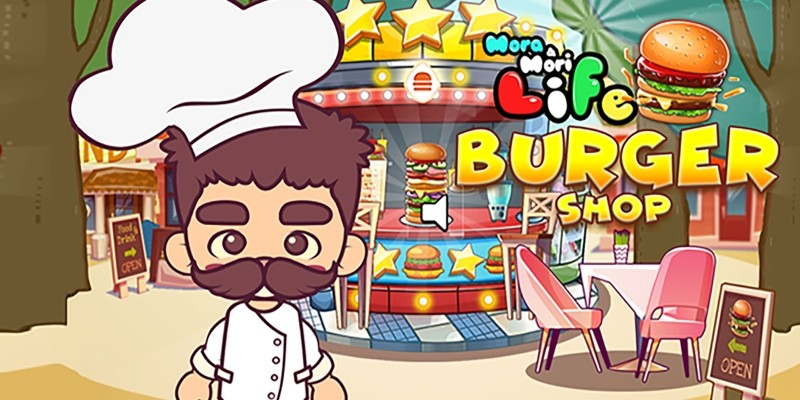 Burger Shop Cooking Story - Full Unity3D Game