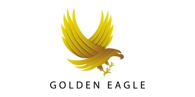 Golden Eagle Creative Logo