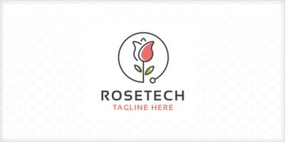 Rose Tech Logo