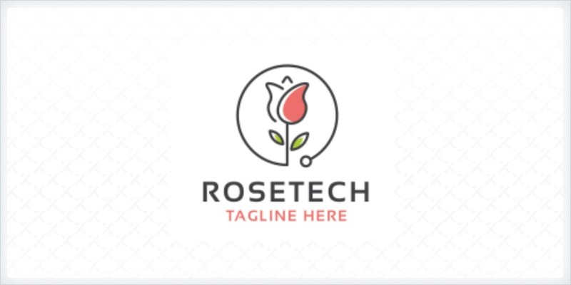 Rose Tech Logo