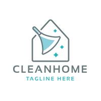 Professional Clean Home Logo