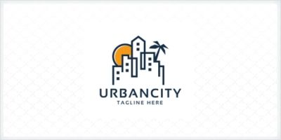 Professional Urban City Logo