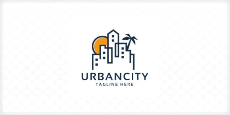 Professional Urban City Logo