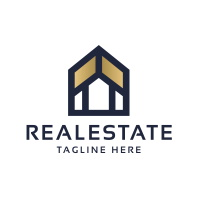 Real Estate Luxurious Logo