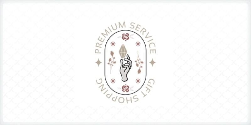 Gift Shopping Logo
