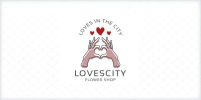 Loves City Logo