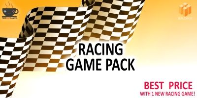 Racing Game Pack - 7 Buildbox Games