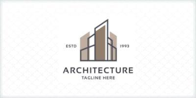 Professional Architecture Logo