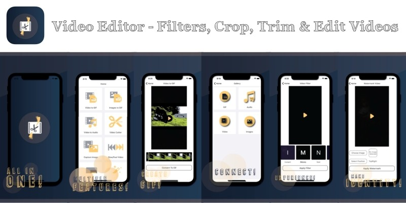 Video Editor - iOS Source Code