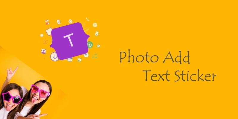 Photo Add Text & Sticker Edit - Source Code