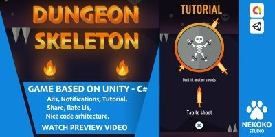 Dungeon Skeleton - Complete Unity Project