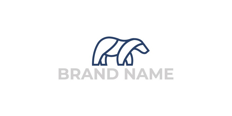 Brave Polar Logo