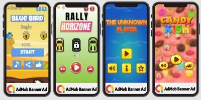 Bundle 2 - 4 Templates Buildbox