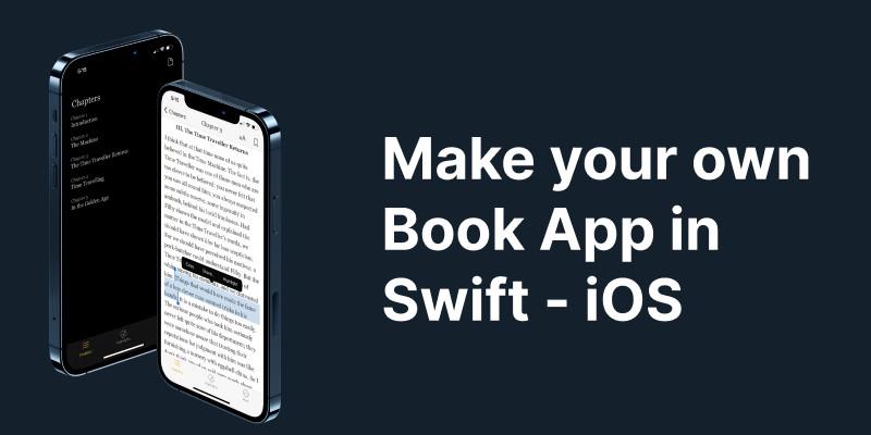 My Book - Build An iOS App Using Swift