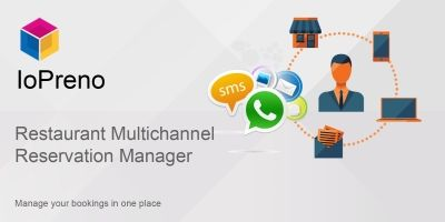 Restaurant Multi Channel Reservation Manager