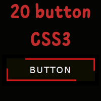 20 Button Hover Effect CSS3