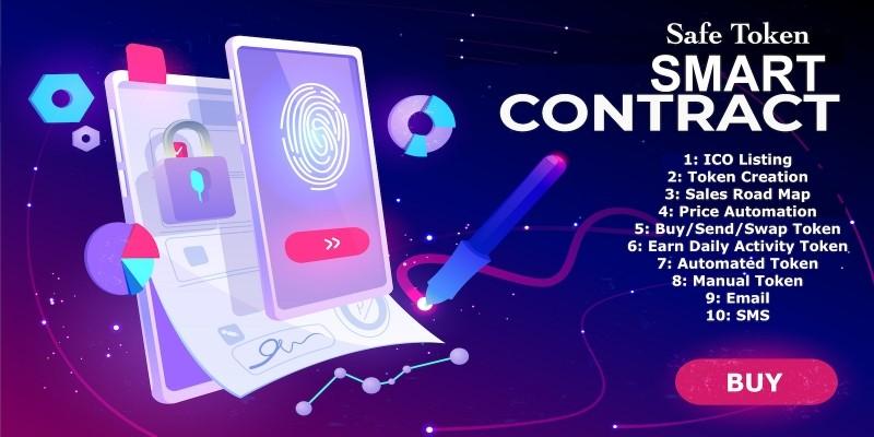 Safe Token Smart Contract