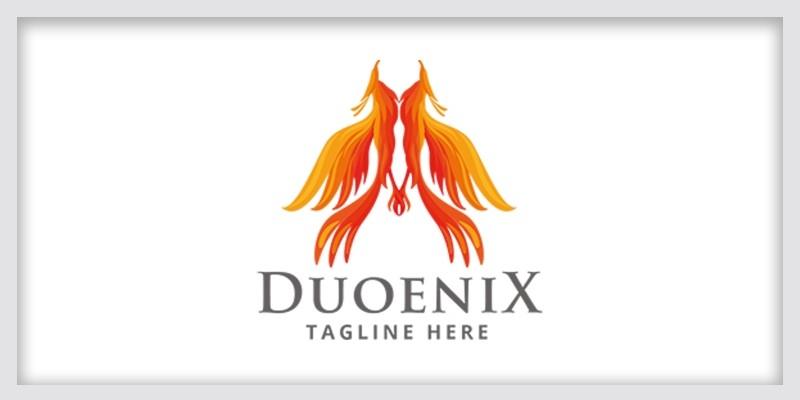 Dual Phoenix Logo