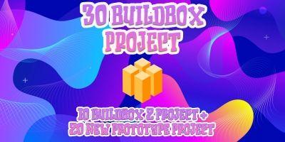 Hobiron 30 Buildbox 2 Project Bundles