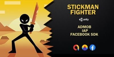 Stickman Fighter Unity Project