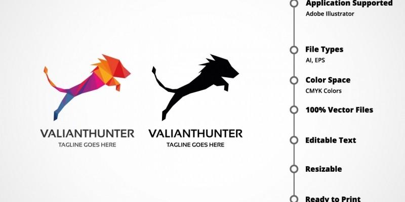 Valiant Hunter Logo