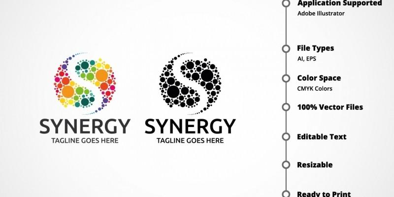 Letter S Technology Logo