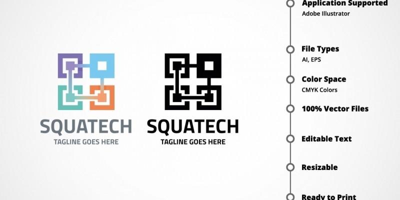 Squatech Logo