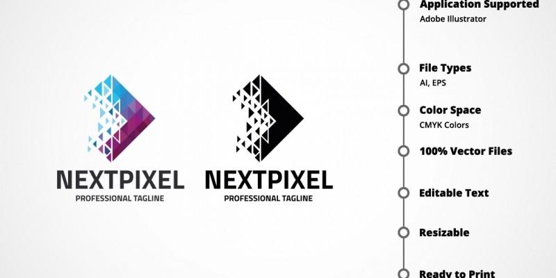 Next Pixel Logo