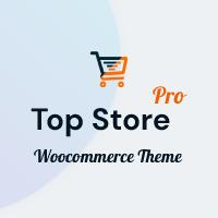 Top Store Pro - WooCommerce Theme