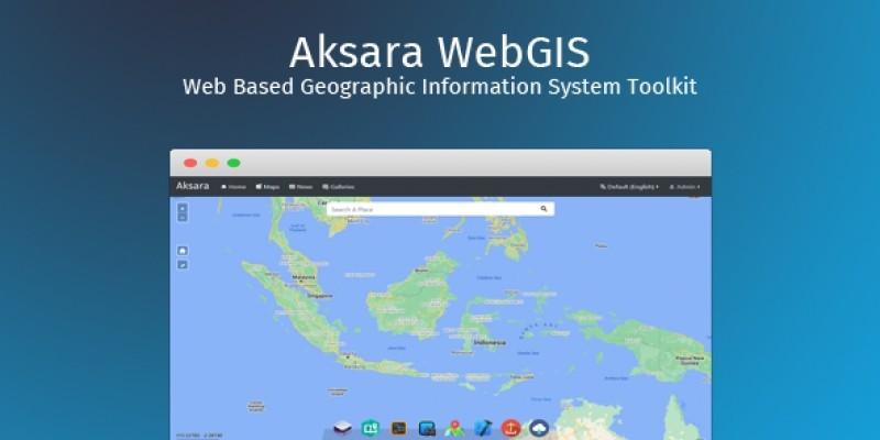Aksara WebGIS - a Territory Potencial Mapping