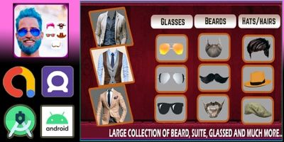 Men Suite Editor With Admob And Facebook Ads