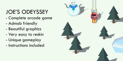Joes Odeyssey - Buildbox template