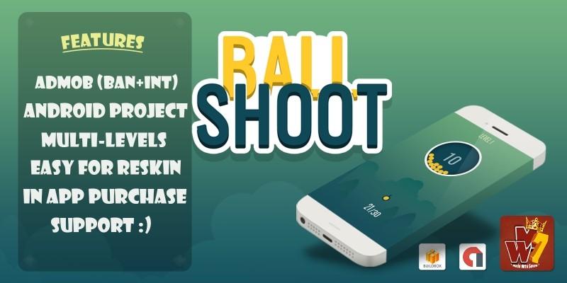 Ball Shoot - Buildbox Template