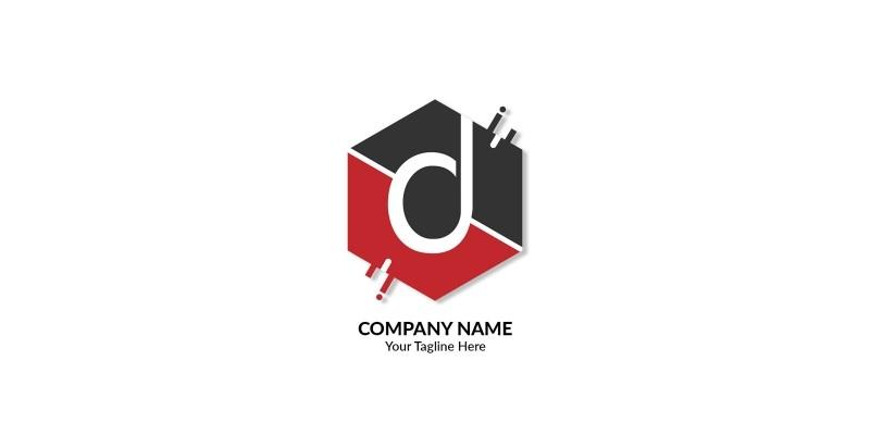 Creative Letter D Logo