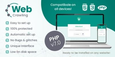 Prevent Bots From Web Crawler PHP Script
