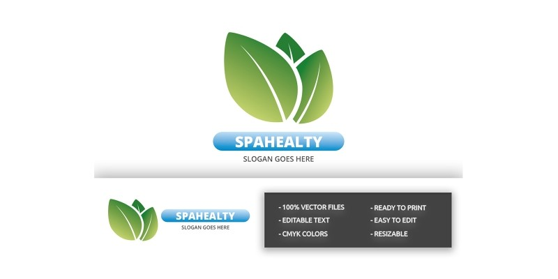 Spa Healty Logo