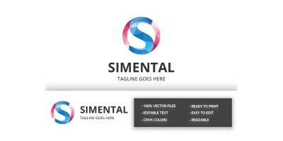 Simental -Letter S Logo