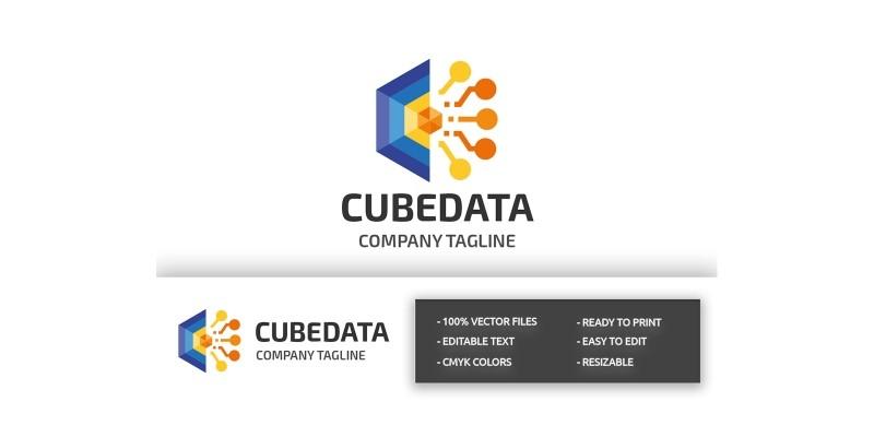 Professional Cube Data Logo