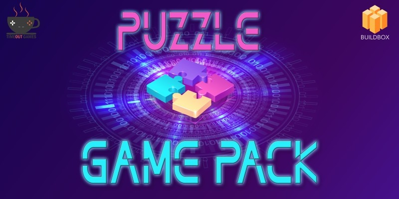 Puzzle Game Pack - 6 Buildbox Games