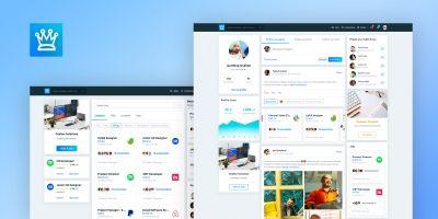 Joblo - Job Portal And Social Network HTML